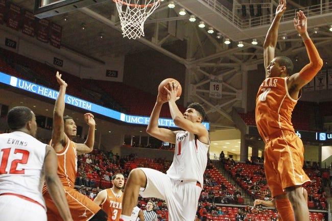 Texas vs. Texas Tech - 2/14/15 College Basketball Pick, Odds, and Prediction