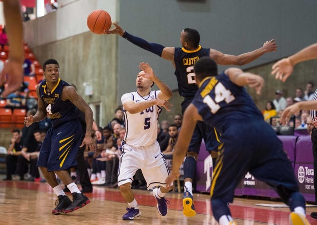 West Virginia vs. TCU - 1/24/15 College Basketball Pick, Odds, and Prediction