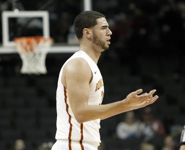 Iowa State vs. Oklahoma State - 1/6/15 College Basketball Pick, Odds, and Prediction