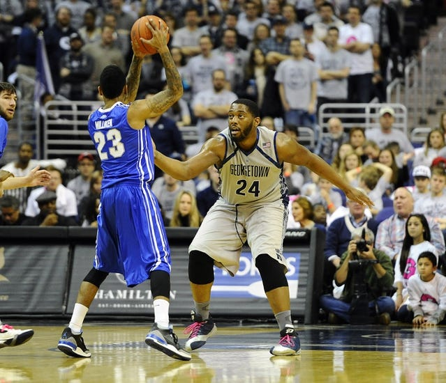Creighton vs. Georgetown - 1/31/15 College Basketball Pick, Odds, and Prediction