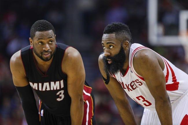 Heat at Rockets - 2/2/16 NBA Pick, Odds, and Prediction