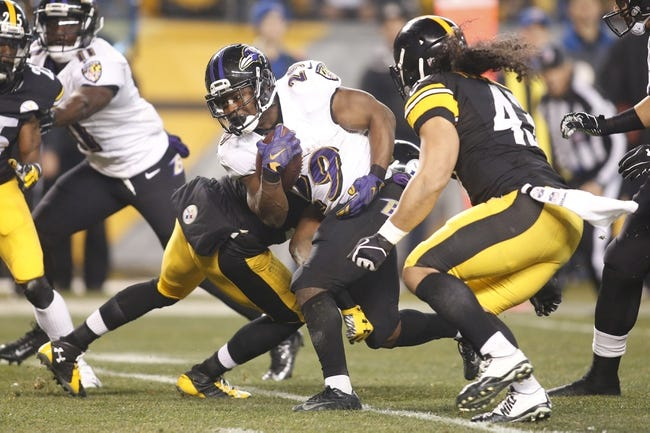 Fantasy Football 2015: Ravens at Steelers Week 4 Preview