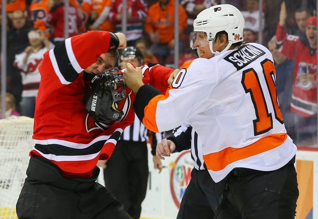 Devils vs. Flyers - 3/8/15 NHL Pick, Odds, and Prediction