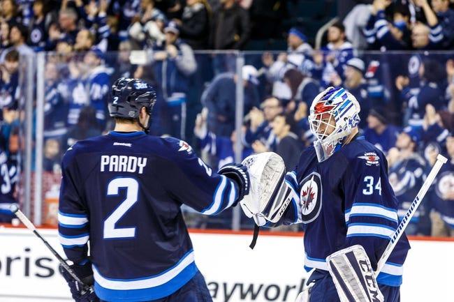 Toronto Maple Leafs vs. Winnipeg Jets - 2/21/15 NHL Pick, Odds, and Prediction