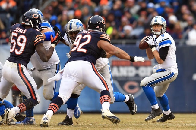 NFL | Chicago Bears (2-3) at Detroit Lions (0-5)