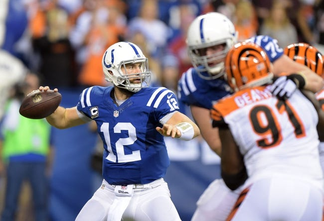 Cincinnati Bengals at Indianapolis Colts NFL Playoffs Score, Recap, News and Notes