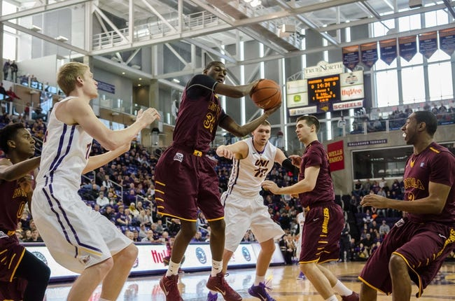 Southern Illinois vs. Loyola of Chicago  - 1/18/15 College Basketball Pick, Odds, and Prediction