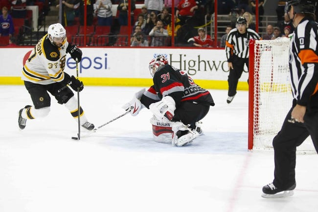 Hurricanes vs. Bruins - 3/29/15 NHL Pick, Odds, and Prediction