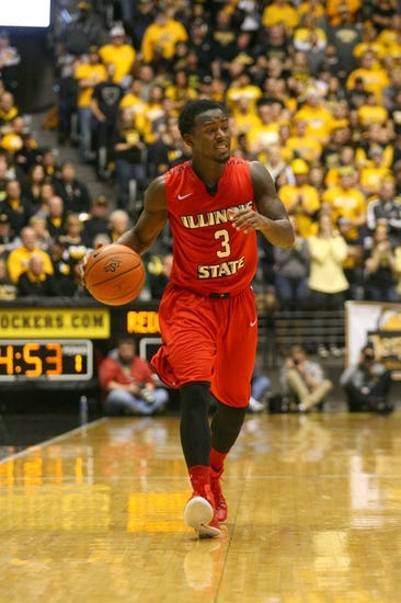 Illinois State Redbirds vs. Wichita State Shockers - 2/14/15 College Basketball Pick, Odds, and Prediction