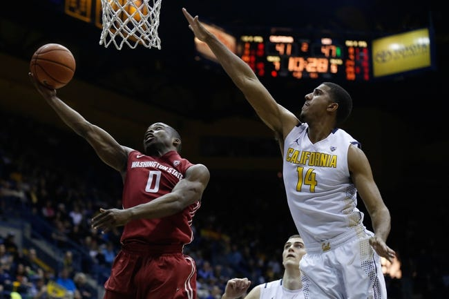 Cal vs. Washington State - 3/11/15 College Basketball Pick, Odds, and Prediction