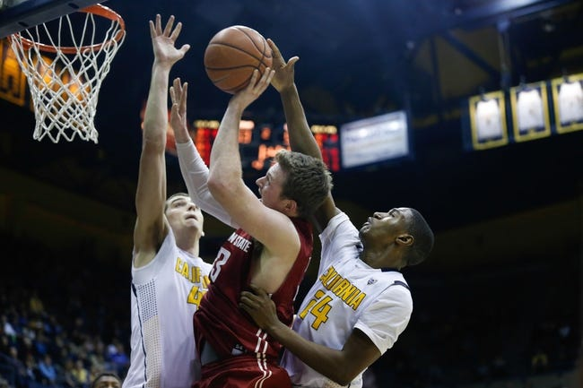 Washington State vs. Cal -  College Basketball Pick, Odds, and Prediction
