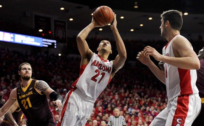 Arizona State vs. Arizona - 2/7/15 College Basketball Pick, Odds, and Prediction