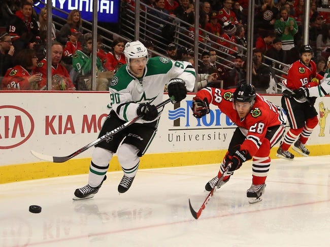 NHL | Dallas Stars (19-17-7) at Chicago Blackhawks (28-14-2)