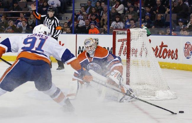 NHL | Edmonton Oilers (15-30-9) at New York Islanders (34-18-1)