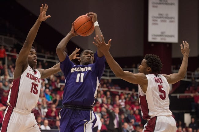 Washington vs. Stanford -  College Basketball Pick, Odds, and Prediction