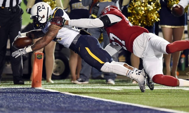 Arkansas State Red Wolves vs. Toledo Rockets - 9/26/15 College Football Pick, Odds, and Prediction
