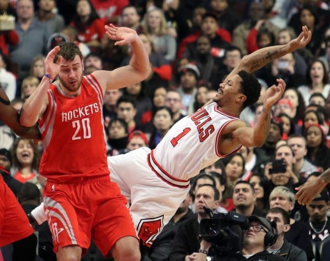 Rockets vs. Bulls - 2/4/15 NBA Pick, Odds, and Prediction