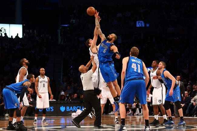 Mavericks vs. Nets - 2/28/15 NBA Pick, Odds, and Prediction