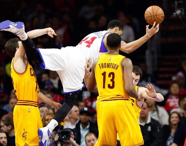 Cavaliers vs. 76ers - 2/2/15 NBA Pick, Odds, and Prediction