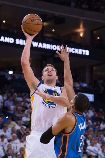 Oklahoma City Thunder vs. Golden State Warriors - 1/16/15 NBA Pick, Odds, and Prediction