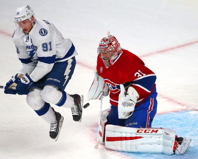 Montreal Canadiens vs. Tampa Bay Lightning - 3/10/15 NHL Pick, Odds, and Prediction