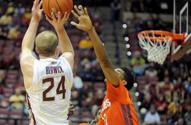 Louisville Cardinals vs. Virginia Tech Hokies - 1/13/15 College Basketball Pick, Odds, and Prediction