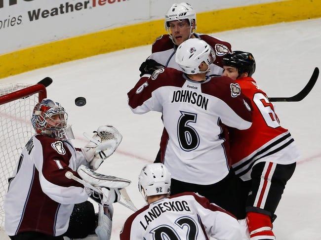 Colorado Avalanche vs. Chicago Blackhawks - 4/11/15 NHL Pick, Odds, and Prediction