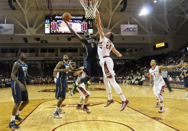 Pittsburgh vs. Boston College - 2/24/15 College Basketball Pick, Odds, and Prediction