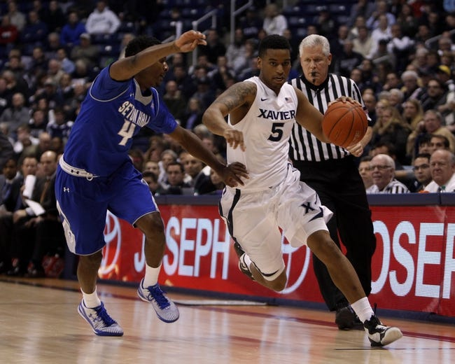 Butler Bulldogs vs. Xavier Musketeers - 1/10/15 College Basketball Pick, Odds, and Prediction