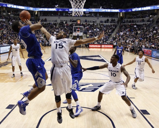 Seton Hall vs. Xavier - 1/31/15 College Basketball Pick, Odds, and Prediction