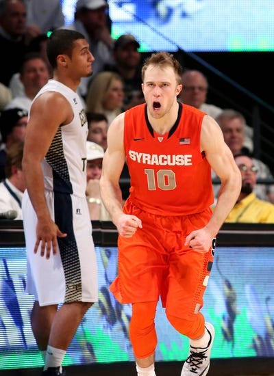 Syracuse Orange vs. Wake Forest Demon Deacons - 1/13/15 College Basketball Pick, Odds, and Prediction