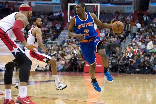 Washington Wizards vs. New York Knicks - 4/3/15 NBA Pick, Odds, and Prediction