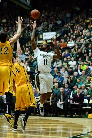 Air Force Falcons vs. Colorado State Rams - 1/10/15 College Basketball Pick, Odds, and Prediction