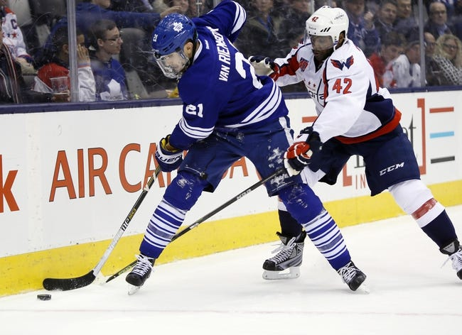 NHL | Toronto Maple Leafs (25-32-5) at Washington Capitals (33-20-10)