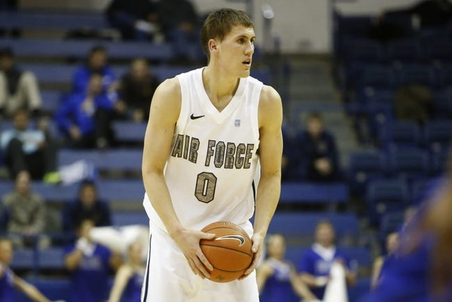Air Force vs. Boise State - 1/24/15 College Basketball Pick, Odds, and Prediction