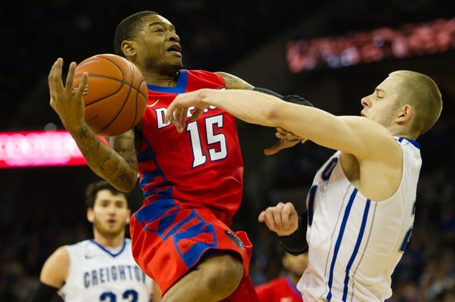 DePaul vs. Creighton - 2/24/15 College Basketball Pick, Odds, and Prediction