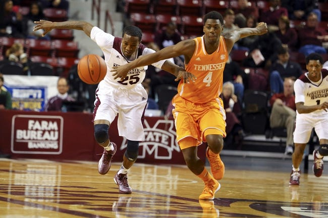Tennessee vs. Alabama - 1/10/15 College Basketball Pick, Odds, and Prediction