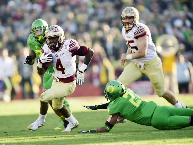 Florida State Seminoles vs. Texas State Bobcats - 9/5/15 College Football Pick, Odds, and Prediction