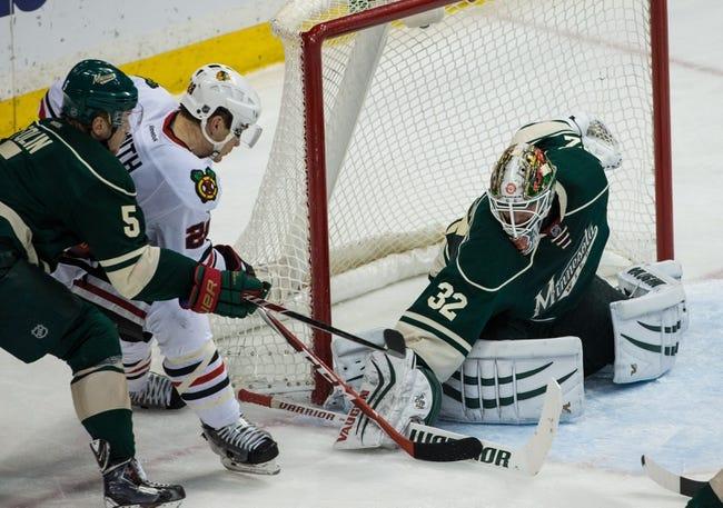 NHL | Minnesota Wild (18-17-5) at Chicago Blackhawks (27-13-2)