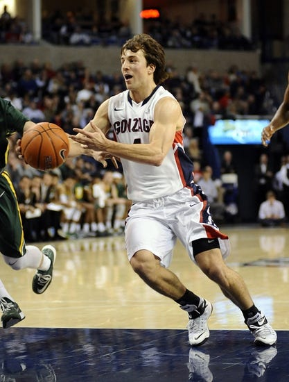 Gonzaga Bulldogs vs. Santa Clara Broncos - 1/10/15 College Basketball Pick, Odds, and Prediction