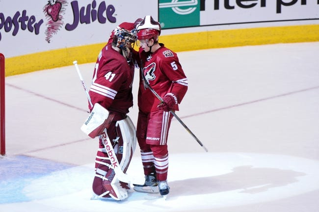 Coyotes vs. Senators - 1/10/15 NHL Pick, Odds, and Prediction