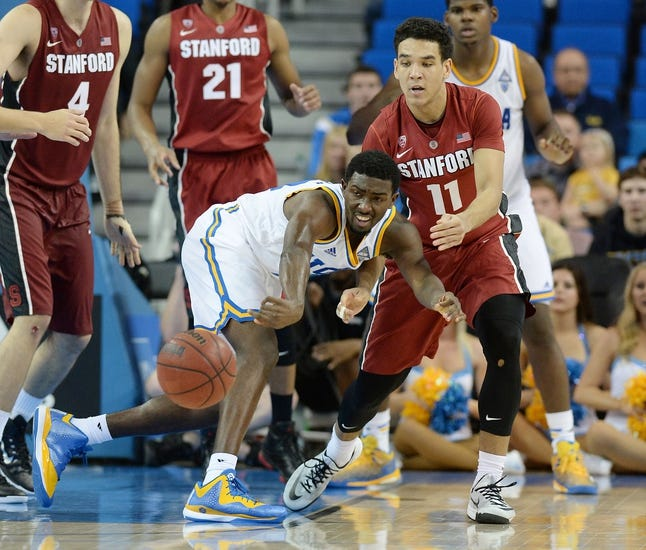 Stanford vs. UCLA - 2/5/15 College Basketball Pick, Odds, and Prediction