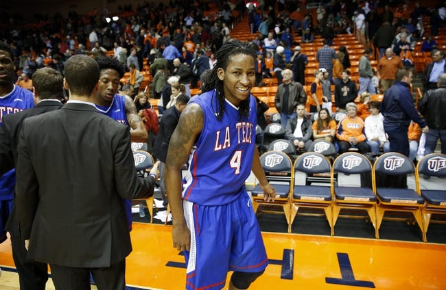 Texas El Paso Miners vs. Louisiana Tech Bulldogs - 2/20/16 College Basketball Pick, Odds, and Prediction