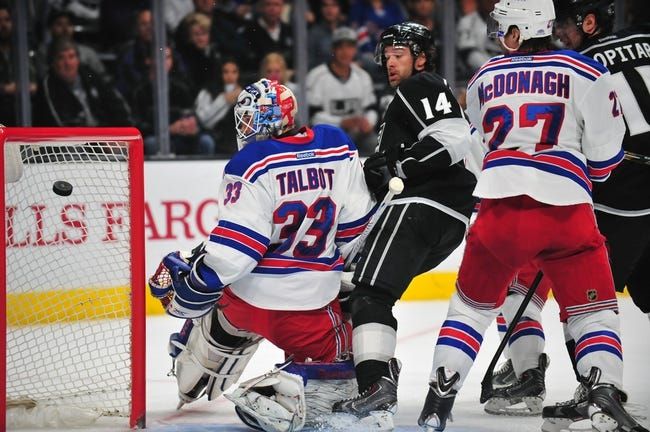 New York Rangers vs. Los Angeles Kings - 3/24/15 NHL Pick, Odds, and Prediction