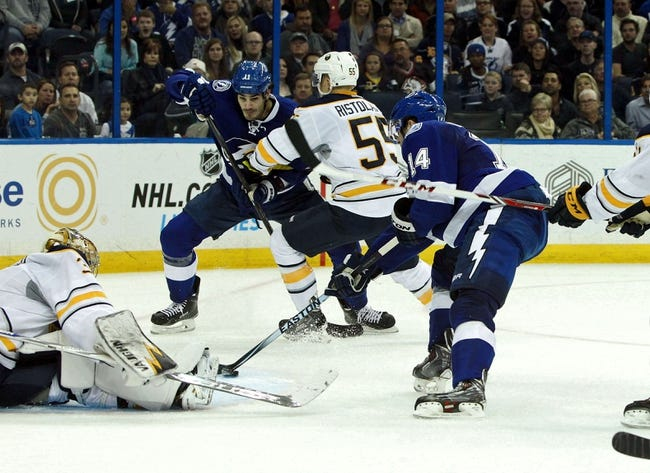 Lightning vs. Sabres - 3/3/15 NHL Pick, Odds, and Prediction