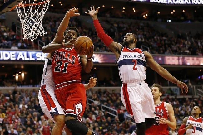 Bulls vs. Wizards - 1/14/15 NBA Pick, Odds, and Prediction