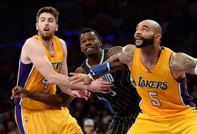 Magic vs. Lakers - 2/6/15 NBA Pick, Odds, and Prediction