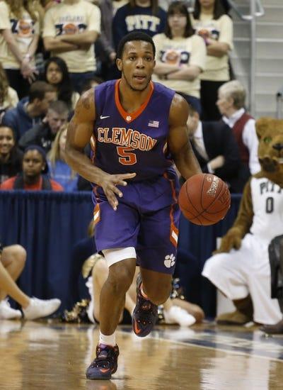 Virginia Cavaliers vs. Clemson Tigers - 1/13/15 College Basketball Pick, Odds, and Prediction