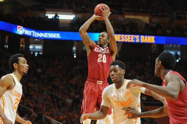 Alabama vs. Florida - 1/27/15 College Basketball Pick, Odds, and Prediction