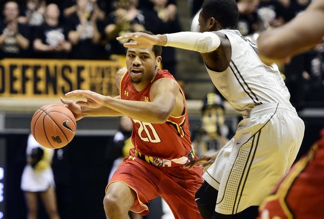 Maryland vs. Purdue - 2/6/16 College Basketball Pick, Odds, and Prediction